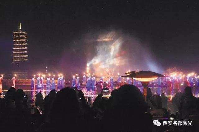 名都激光再次惊艳铜官窑古镇(图5)
